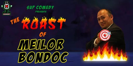 Sup Comedy | The Roast of Meilor Bondoc