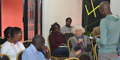 November  Book Club Meet Up at the Kenya National Theatre