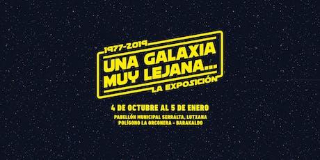 ENERO - Una Galaxia Muy Lejana en Barakaldo entradas