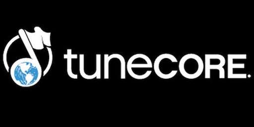 MASTERCLASS | Diffusion musicale digitale, avec Tunecore