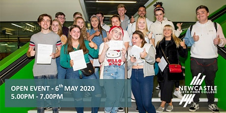 Open Event - May 2020 tickets
