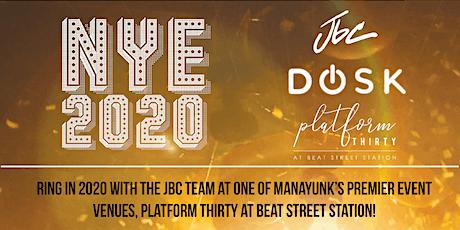 JBC x NYE 2020 tickets