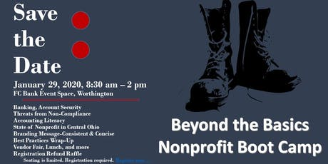 Beyond the Basics Nonprofit Boot Camp tickets