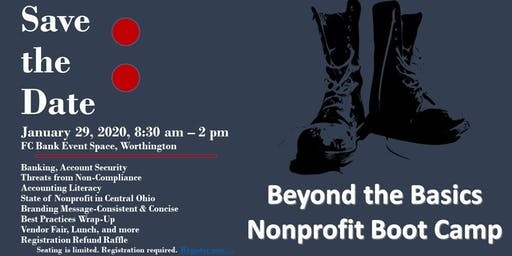 Beyond the Basics Nonprofit Boot Camp