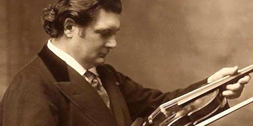 Live Talk:  Autour de la redécouverte du concerto pour violon d'Ysaÿe