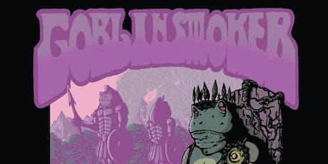 Edinburgh - Goblinsmoker / Cultmaster / Siiamese  tickets