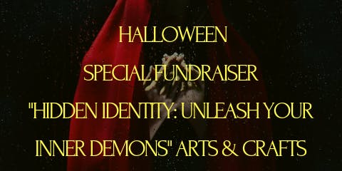 Halloween: Unleash your inner demons - Arts & Craf
