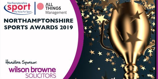 Northamptonshire Sports Awards 2019