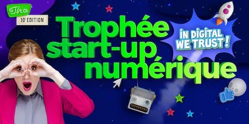Remise du Trophée Start-up Numérique