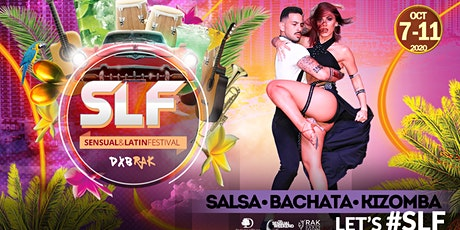 Sensual Latin Festival (DXB / RAK) 2020 tickets