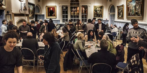 Community Event: Cabaret, Local Food & Conversation at Bridport Town Hall