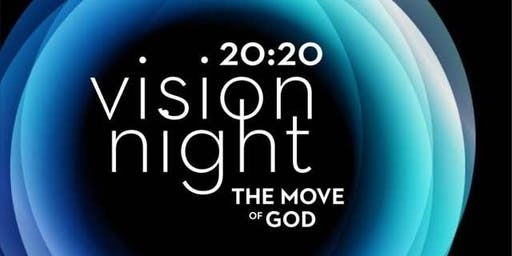 The Move of God (20:20 Vision Night)