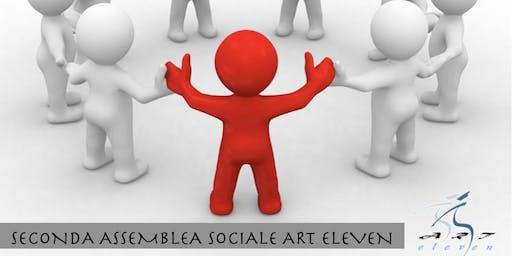 Seconda Assemblea dei Soci  ART eleven