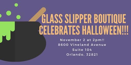 Glass Slipper Boutique Halloween Spooktacular