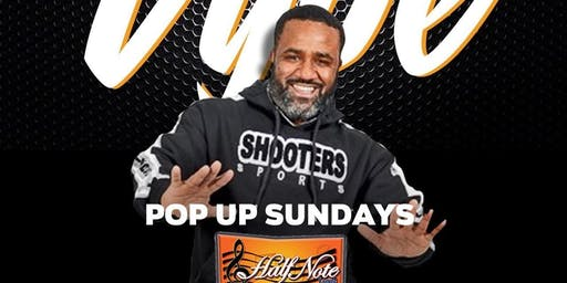Pop Up Sundays November Edition