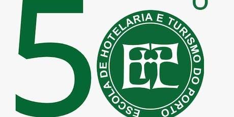 50º Aniversário da EHTP bilhetes