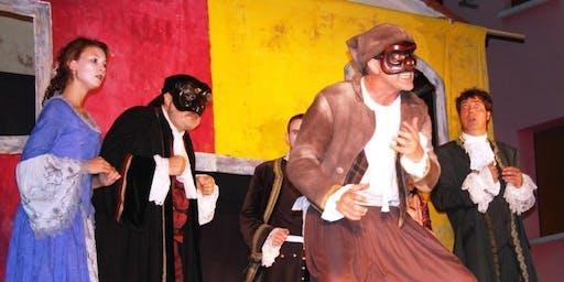PEDROLINO ALLA RISCOSSA - Rassegna Star a Teatro 2019-2020 Staranzano (GO)