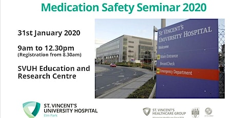 Medication Safety Seminar tickets