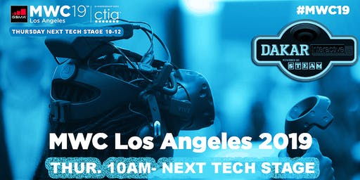 MOBILE WORLD CONGRESS LA CAREER DAY, REMINDER COMP PASSES TODAY, NO WALKUP