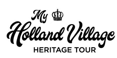 My Holland Village Heritage Tour (15 March 2020) tickets