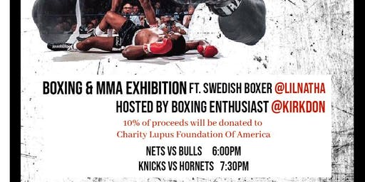 Saturday Night Lights Boxing & MMA Exhibition