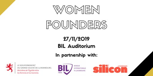 Women Founders - with Silicon Luxembourg