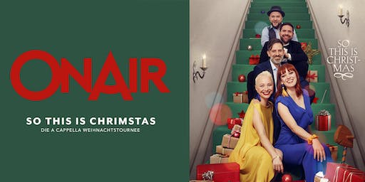 ONAIR: So This Is Christmas