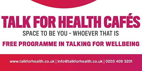 Talk for Health Taster: Learn to Talk for a Fit Mind tickets