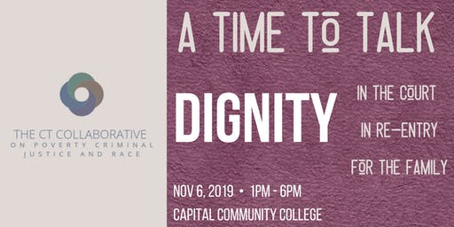 A Time To Talk | Dignity