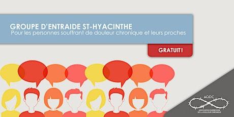 AQDC : Groupe d'entraide St-Hyacinthe billets