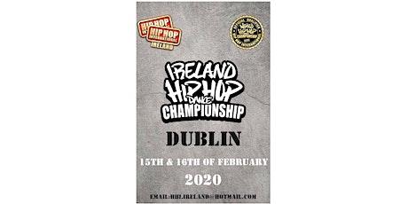 Hip Hop International Ireland - IHHDC tickets