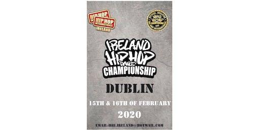 Hip Hop International Ireland - IHHDC