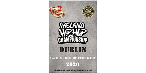 Hip Hop International Ireland - IHHDC