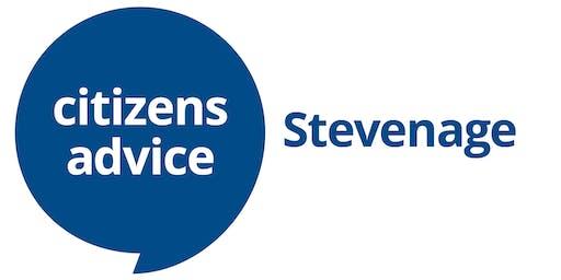 Citizens Advice Stevenage AGM 2019!