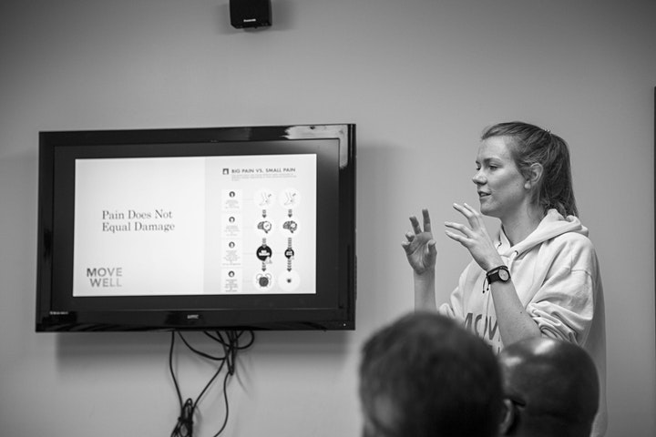 Move Well Online Workshop: 'Joint Mobility' vs. 'Flexibility' image