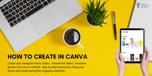 How To Create In Canva