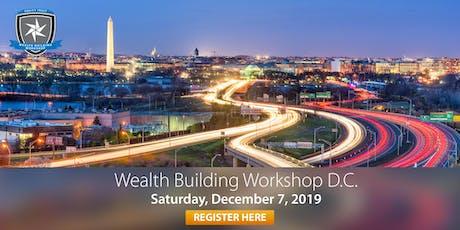 Wealth Building Workshop - Washington D.C. tickets