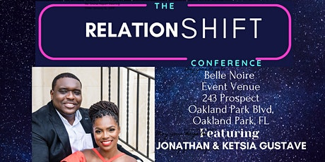 The RelationSHIFT Conference tickets