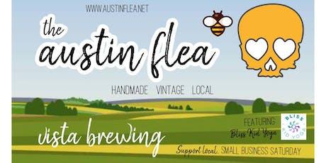 The Austin Flea at Vista Brewing tickets