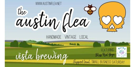 The Austin Flea at Vista Brewing