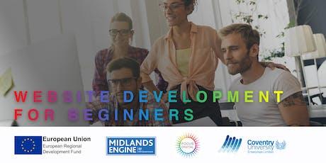 Focus Digital - Web Development Workshop tickets