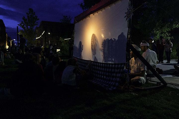 Wayang Kulit (Shadow Puppet) Show image