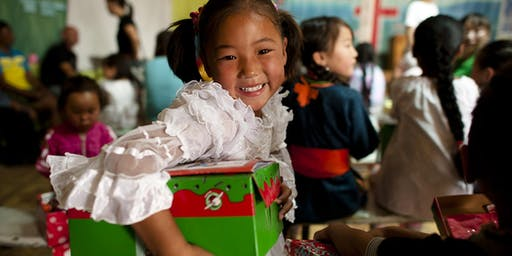 Holiday Social & Operation Christmas Child Box Party! (21+)