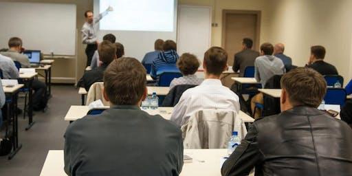 PMP Certification Training Class Reston, VA