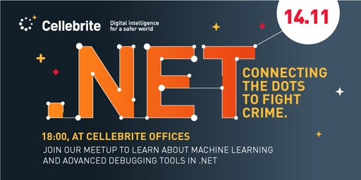 .NET meetup: Connecting the dots to fight crime