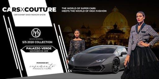 Cars X Couture - The Mitch Desunia S/S 2020 Fashion Show