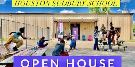 Houston Sudbury School Open House/Info Meeting tickets