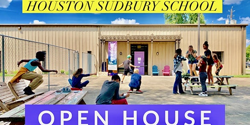 Houston Sudbury School Open House/Info Meeting