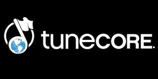 MASTERCLASS | Diffusion digitale de la musique, avec Tunecore