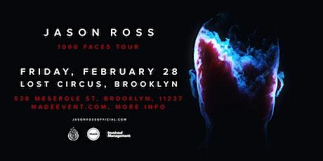 Jason Ross tickets